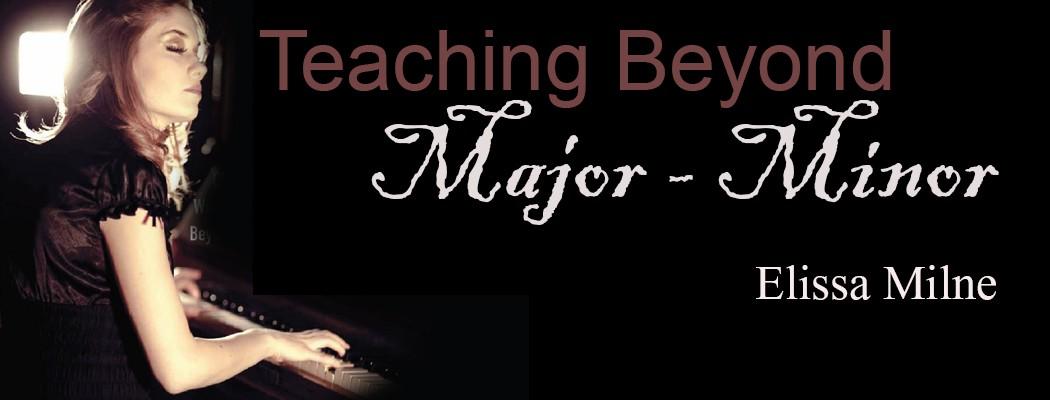 Teaching-beyond