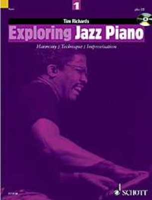 Exploring Jazz Piano by Tim Richards