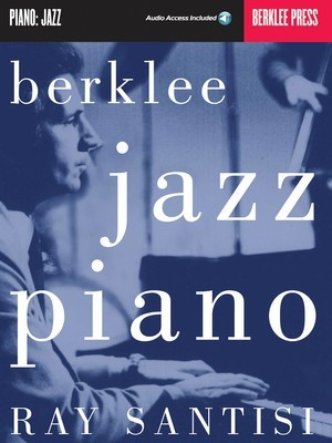 Berklee Jazz Piano by Ray Santisi