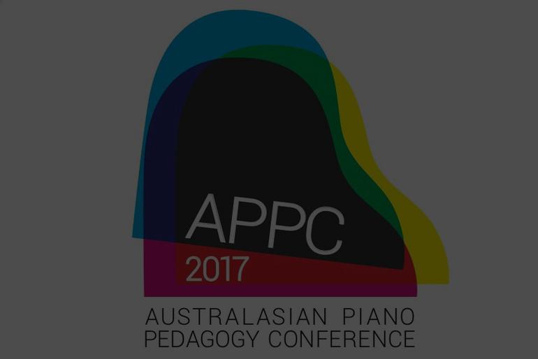 Australian Piano Pedagogy Conference 2017
