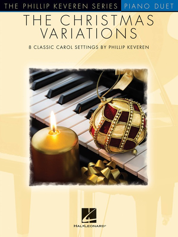 126452 - Christmas Variations Duet