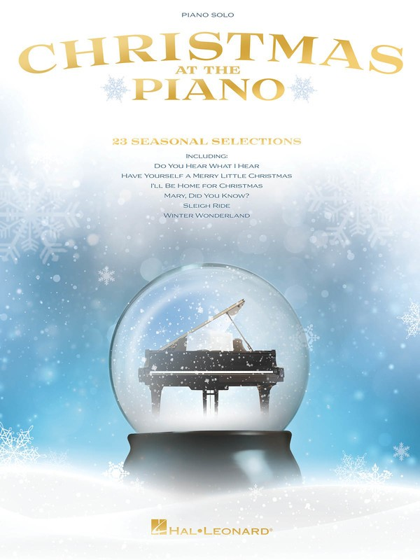 147023 - Christmas at the Piano