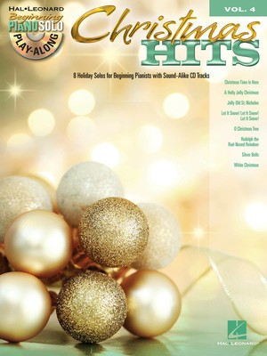 316166 - Christmas Hits Beginning Piano Solo Play Along