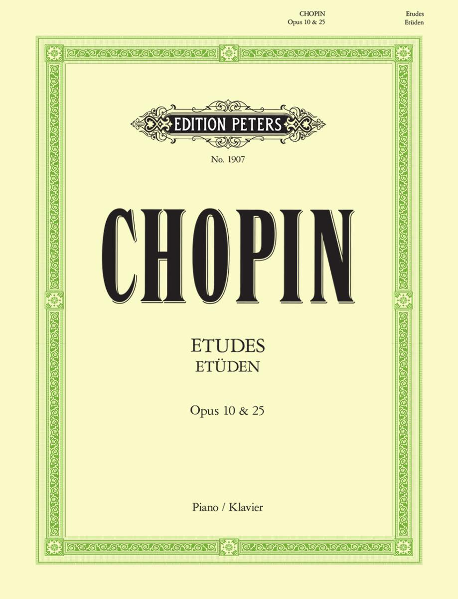 EP1907 - Chopin Etudes